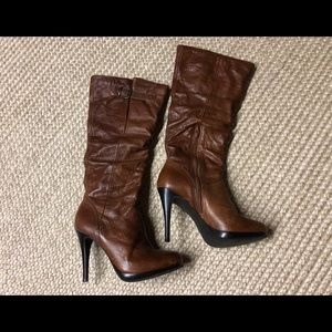 Cathy Jean Boots - Size 8